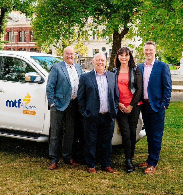 MTF Finance Dunedin team
