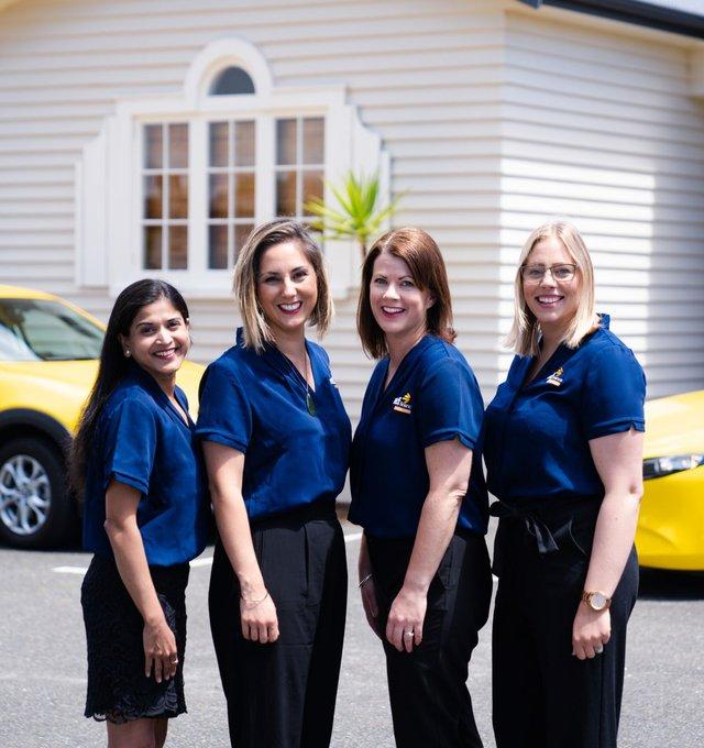 MTF Finance Fraser Street team