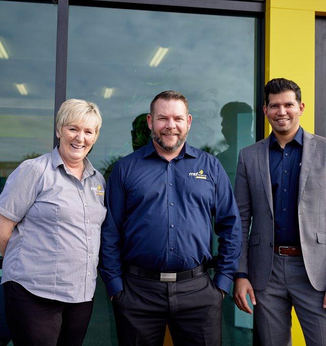 MTF Finance Wairau Valley - Team