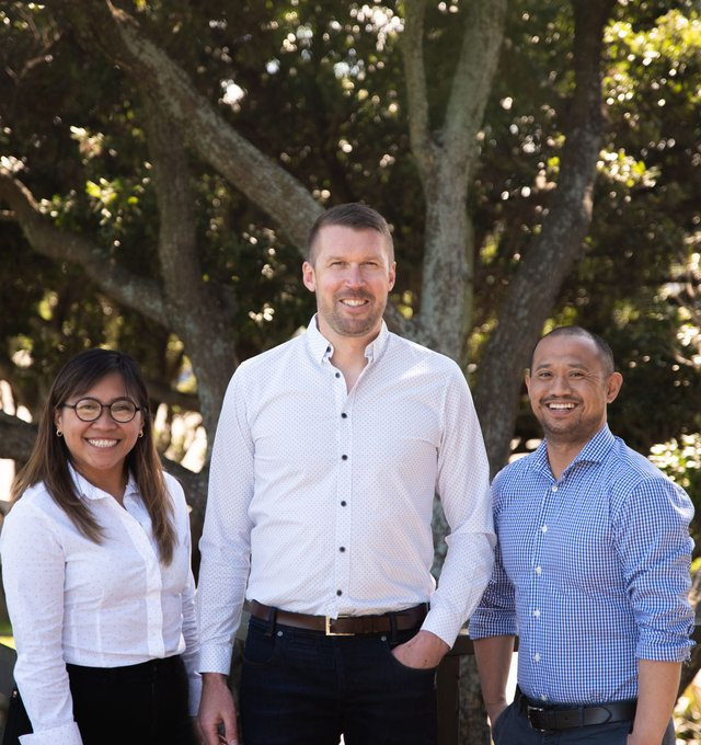 The team at MTF Finance Mt Victoria