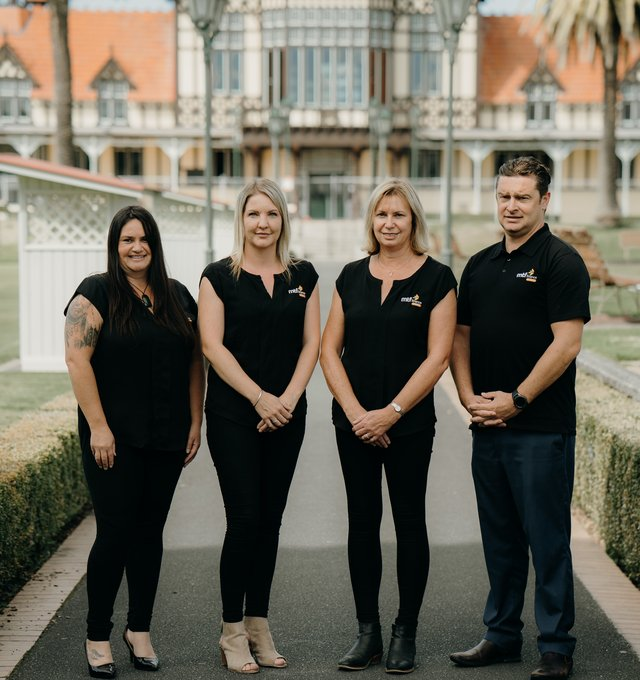 Team at MTF Finance Rotorua
